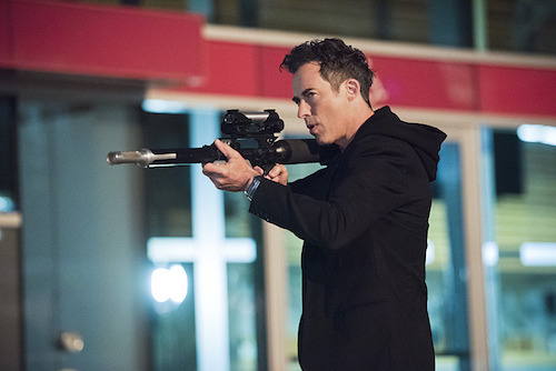 Tom Cavanagh The Flash Enter Zoom