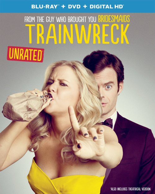 Trainwreck Bluray