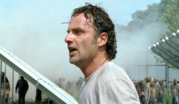 Andrew Lincoln The Walking Dead Start to Finish