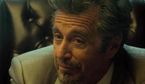 Al Pacino Misconduct