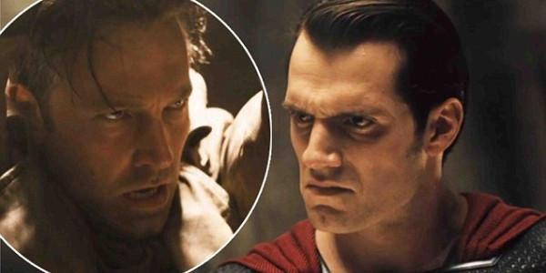 Ben Affleck Henry Cavill Batman v Superman