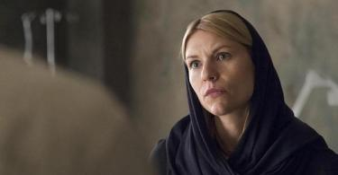 Claire Danes Homeland Our Man in Damascus