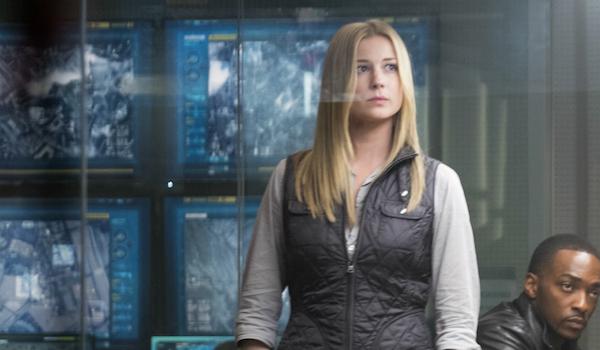 Emily VanCamp Captain America: Civil War
