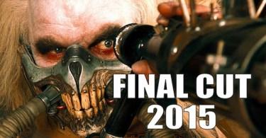 Final Cut 2015 A Movie Trailer Mashup