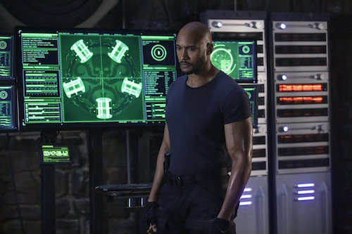Henry Simmons Agents of SHIELD Maveth