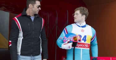 Hugh Jackman Taron Egerton Eddie The Eagle Images