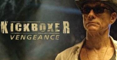 Kickboxer Vengeance Movie Banner