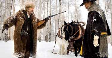 Kurt Russell Samuel L. Jackson The Hateful Eight