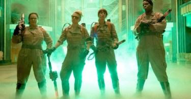 Melissa McCarthy Kate McKinnon Kristen Wiig Leslie Jones Ghostbusters 02