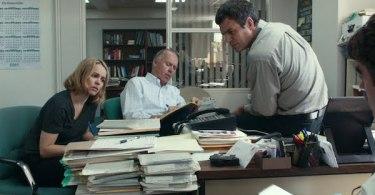 Michael Keaton Mark Ruffalo Rachel McAdams Spotlight
