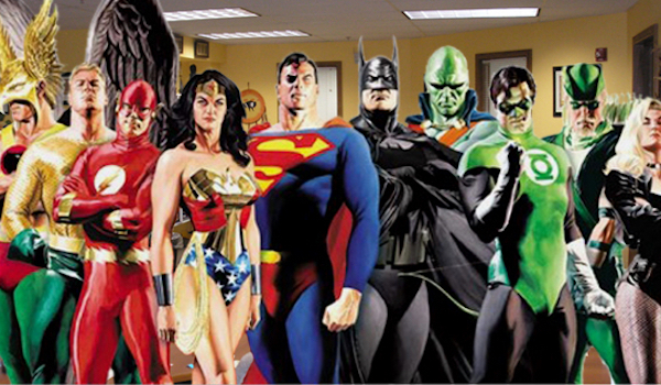 DC Universe Office