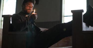 Dominic Cooper Preacher AMC