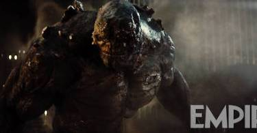 Doomsday Batman v Superman Empire Photo