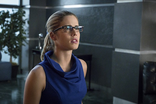 Emily Bett Rickards Unchained Arrow