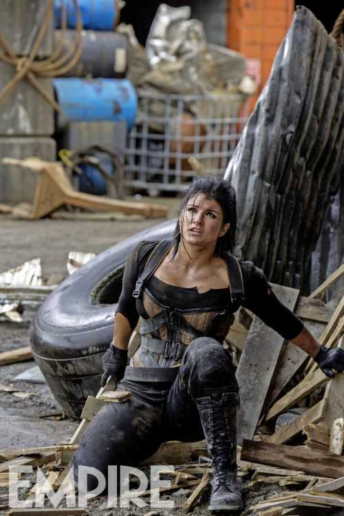 Gina Carano Deadpool