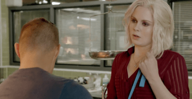 Greg Finley Rose McIver Fifty Shades of Grey Matter iZombie Trailer