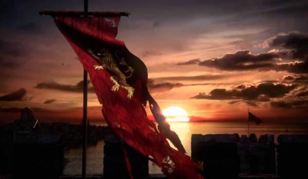 House Lannister Flag
