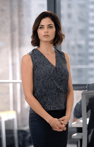 Jenna Dewan-Tatum Strange Visitor from Another Planet Supergirl