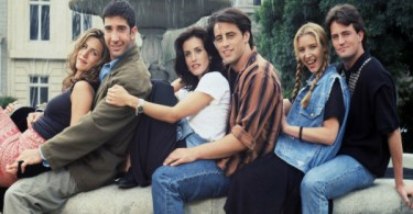 Jennifer Aniston David Schwimmer Courteney Cox Matt LeBlanc Lisa Kudrow Matthew Perry Friends