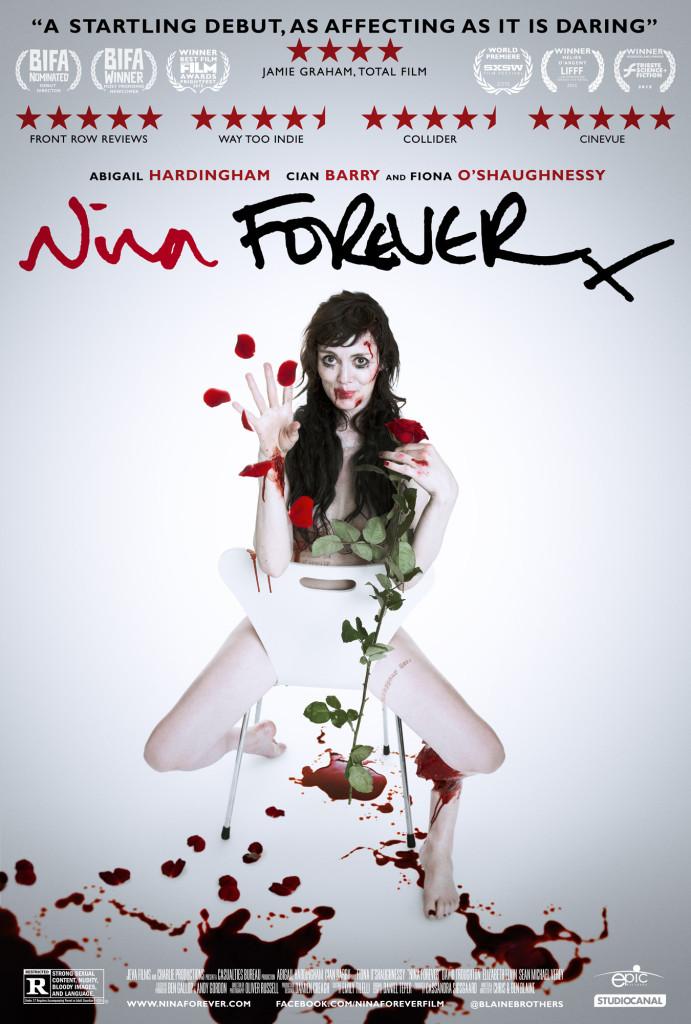 Nina Forever Poster