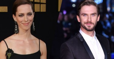 Rebecca Hall Dan Stevens Permission