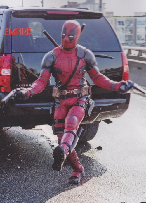 Ryan Reynolds Dancing Deadpool