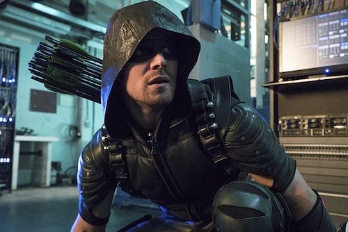 tephen Amell Unchained Arrow