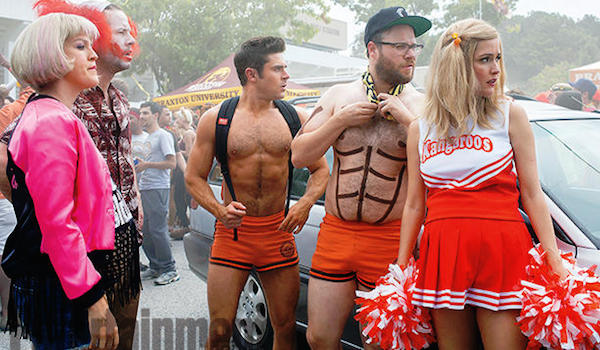 Zac Efron Seth Rogen Neighbors 2: Sorority Rising