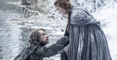 Alfie Allen Sophie Turner Game of Thrones Season 6