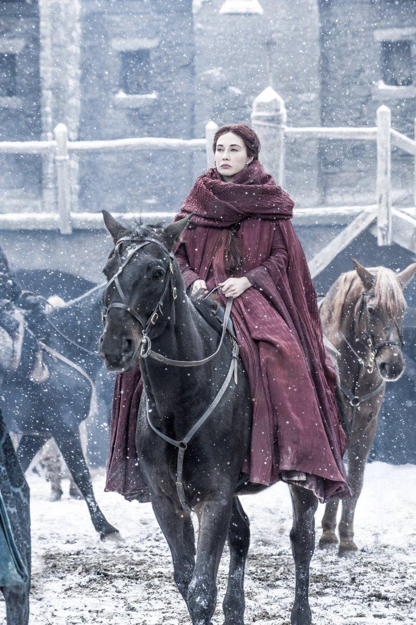 Carice van Houten Game of Thrones Season 6