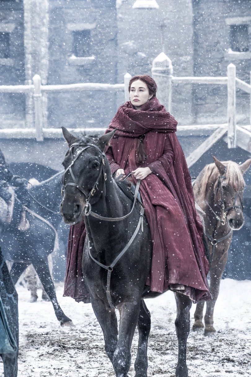 Carice van Houten Game of Thrones Season 6