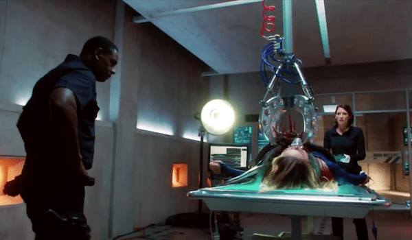 David Harewood Melissa Benoist Chyler Leigh For The Girl Who Has Everything Supergirl Trailer