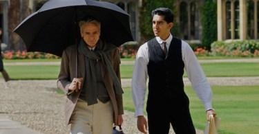 Jeremy Irons Dev Patel The Man Who Knew Infinity