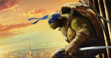 Leo Teenage Mutant Ninja Turtles 2 Poster
