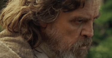 Mark Hamill Star Wars: Episode VIII Footage Teaser