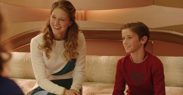 Melissa Benoist Daniel DiMaggio For The Girl Who Has Everything Supergirl