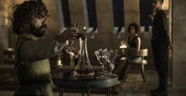 Peter Dinklage Nathalie Emmanuel Jacob Anderson Game of Thrones Season 6