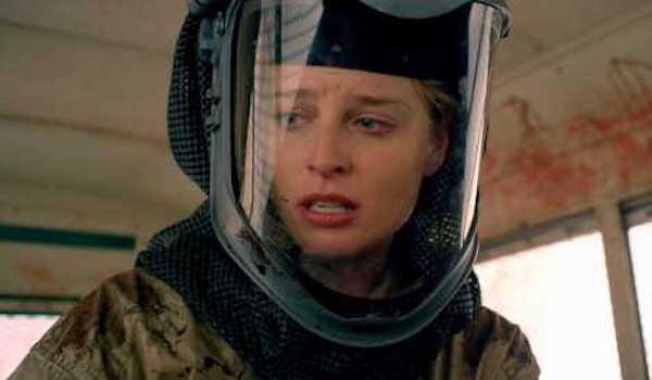 Rachel Nichols Pandemic