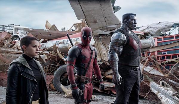 Ryan Reynolds Stefan Kapicic Brianna Hildebrand Deadpool
