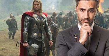 Taika Waititi Thor: Ragnarok