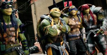 Teenage Mutant Ninja Turtles 2 Super Bowl TV Spot