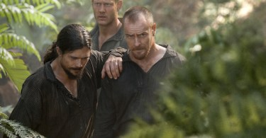 Toby Stephens Luke Arnold Tom Hopper Black Sails XXII