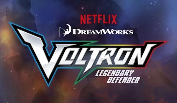 Voltron: Legendary Defenders Logo