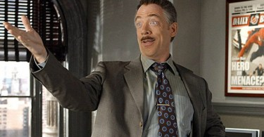 JK Simmons Spider Man
