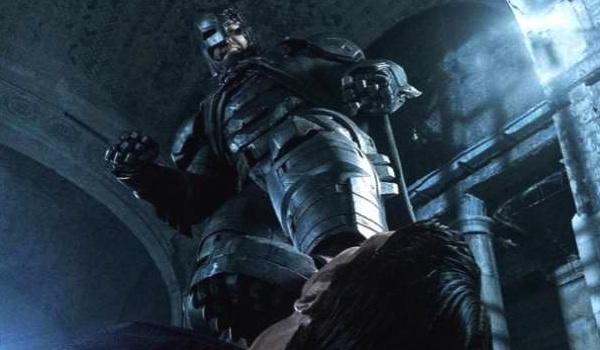 Ben Affleck Henry Cavill Batman V Superman Dawn of Justice