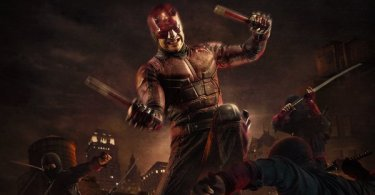Charlie Cox Daredevil Season Two Poster