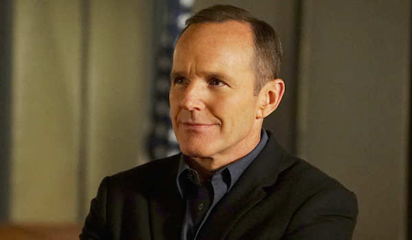 Clark Gregg Agents of SHIELD Bouncing Back