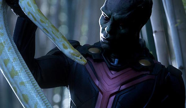David Harewood Manhunter Supergirl