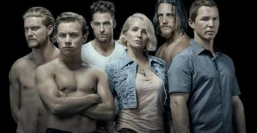 Ellen Barkin Scott Speedman Finn Cole Jake Weary Ben Robson Shawn Hatosy Animal Kingdom