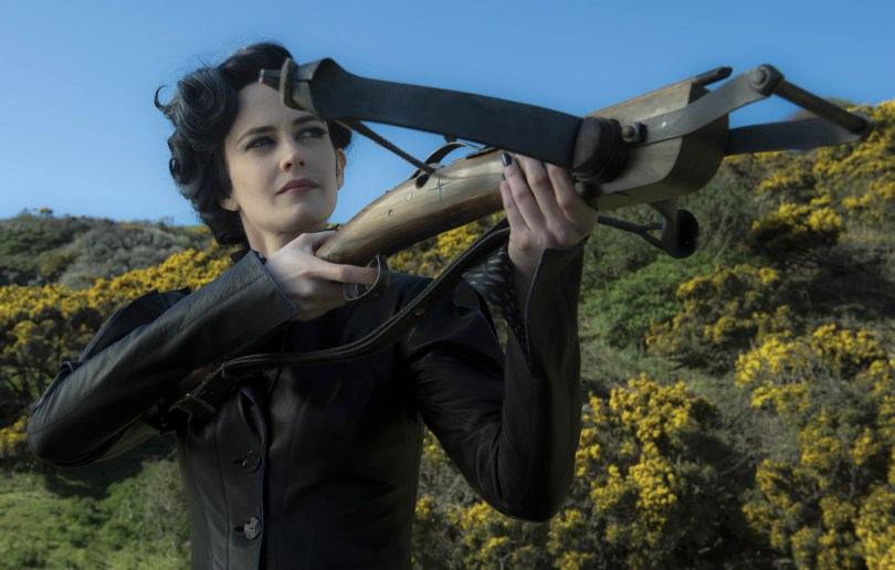 Eva Green Miss Peregrine's Home for Peculiar Children